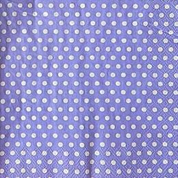 9877. Горошек на фиолетовом., 5 шт., 12 руб/шт