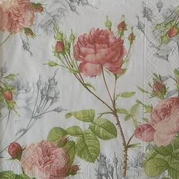 9943. Цветущие розы