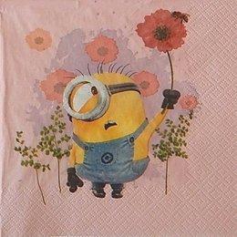 9949. Миньон с цветком