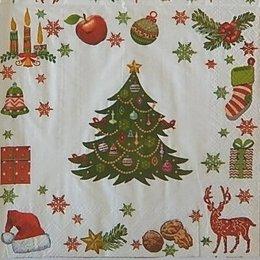 9958. Рождественская елка