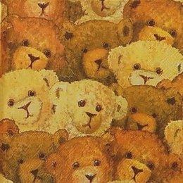 9994. Плюшевые мишки