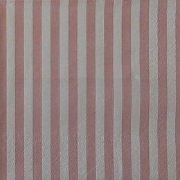 9998. Розово-белые полосы