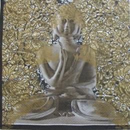 1. Будда на золоте