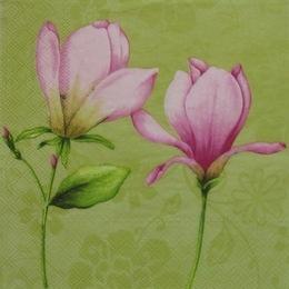 8. Розовые цветы