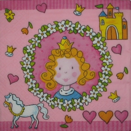 797. Принцесса, замок и конь