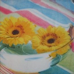1618. Цветы в чашке
