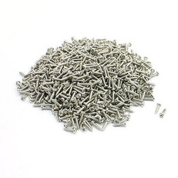 hm-1823. Шуруп, цвет серебро. 100 шт., 2,5 руб/шт