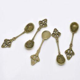 hm-1826. Декор  Ложка, бронза. 5 шт., 25 руб/шт