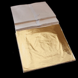 hm-921. Поталь золото. 100 шт., 4,3 руб/шт