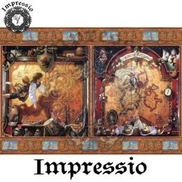 13031. Декупажная карта  Impressio, плотность 45 г/м2
