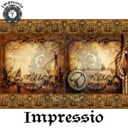 13032. Декупажная карта  Impressio, плотность 45 г/м2