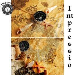 13040. Декупажная карта  Impressio, плотность 45 г/м2