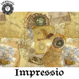 13051. Декупажная карта  Impressio, плотность 45 г/м2