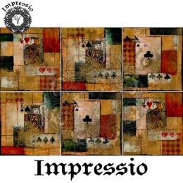 13058. Декупажная карта  Impressio, плотность 45 г/м2