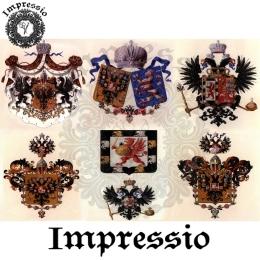 13082. Декупажная карта  Impressio, плотность 45 г/м2