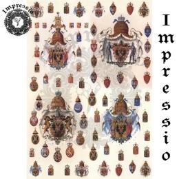 13083. Декупажная карта  Impressio, плотность 45 г/м2
