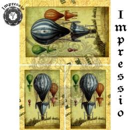 13101. Декупажная карта  Impressio, плотность 45 г/м2
