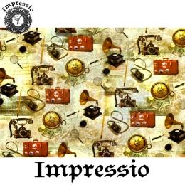 13147. Декупажная карта  Impressio, плотность 45 г/м2