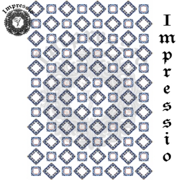 13159. Декупажная карта  Impressio, плотность 45 г/м2