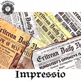 13268. Декупажная карта  Impressio, плотность 45 г/м2