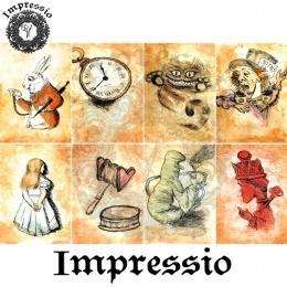 13306. Декупажная карта  Impressio, плотность 45 г/м2