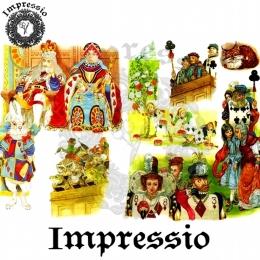 13311. Декупажная карта  Impressio, плотность 45 г/м2