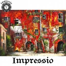 13423. Декупажная карта  Impressio, плотность 45 г/м2