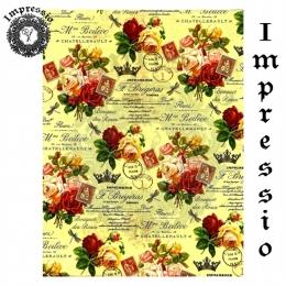 13436. Декупажная карта  Impressio, плотность 45 г/м2