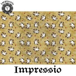 13473. Декупажная карта  Impressio, плотность 45 г/м2