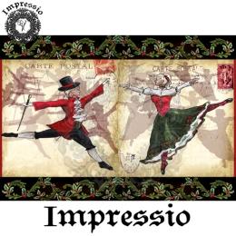 13545. Декупажная карта  Impressio, плотность 45 г/м2