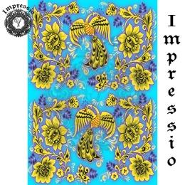 13553. Декупажная карта  Impressio, плотность 45 г/м2