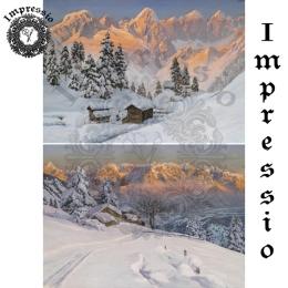 13592. Декупажная карта  Impressio, плотность 45 г/м2
