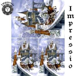 13611. Декупажная карта  Impressio, плотность 45 г/м2