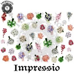 13662. Декупажная карта  Impressio, плотность 45 г/м2