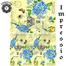 13664. Декупажная карта  Impressio, плотность 45 г/м2