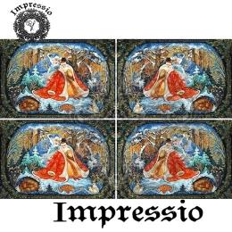 13681. Декупажная карта  Impressio, плотность 45 г/м2