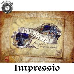 13694. Декупажная карта  Impressio, плотность 45 г/м2