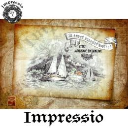 13698. Декупажная карта  Impressio, плотность 45 г/м2