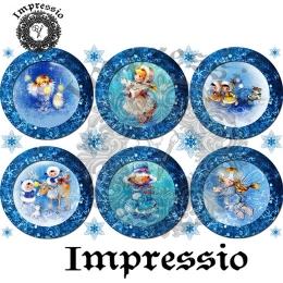 13742. Декупажная карта  Impressio, плотность 45 г/м2