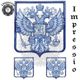 13750. Декупажная карта  Impressio, плотность 45 г/м2