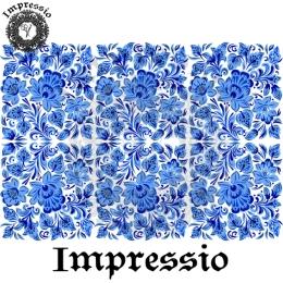 13760. Декупажная карта  Impressio, плотность 45 г/м2