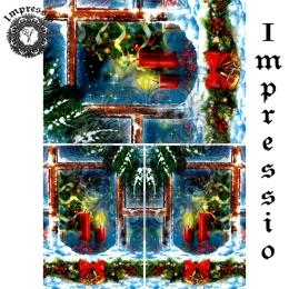 13766. Декупажная карта  Impressio, плотность 45 г/м2