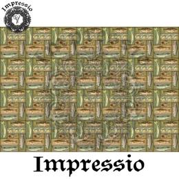 13775. Декупажная карта  Impressio, плотность 45 г/м2