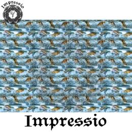 13776. Декупажная карта  Impressio, плотность 45 г/м2