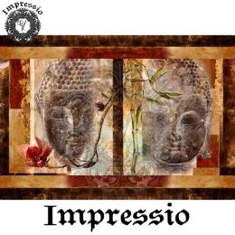 13796. Декупажная карта  Impressio, плотность 45 г/м2
