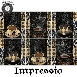 13861. Декупажная карта  Impressio, плотность 45 г/м2