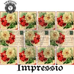 13878. Декупажная карта  Impressio, плотность 45 г/м2