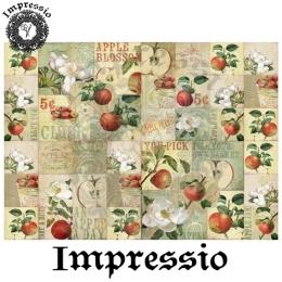 13928. Декупажная карта  Impressio, плотность 45 г/м2