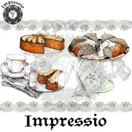13938. Декупажная карта  Impressio, плотность 45 г/м2