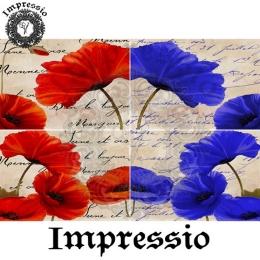 13956. Декупажная карта  Impressio, плотность 45 г/м2